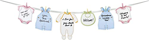 Wilton 1004-3122 Welcome Baby Garland Kit by Wilton