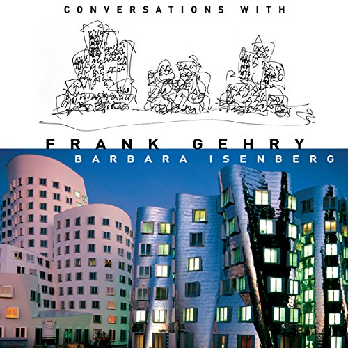 Conversations with Frank Gehry audiobook cover art