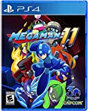 The iconic Blue bomber returns in a new side-scrolling adventure Players must defeat eight unique robot master bosses and steal their abilities to save the day A 2.5D design direction which blends beautiful, hand-drawn environments with lively charac...