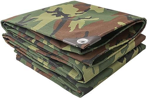 YAGEER Zhangpeng Baches De Camouflage Imperméables Feuilles De Bache De Toile Militaire épais Imperméable à l'eau 3m en Plein Air Tente Tente Auvent Commun Auvent Auvent