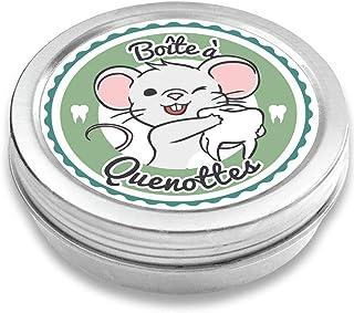 FANS & Friends Boîte à dents de lait pour garçons et filles, avec e-book gratuit, Coffret de rangement pour dents, Cadeau ...