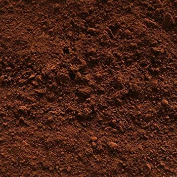 Burnt Umber BOR Italy Natural Mineral Pigment – Pigments for Artistic and Decorative Painting Concrete Clay Lime Plaster Masonry and Paint Products 150 ML   5 OZ