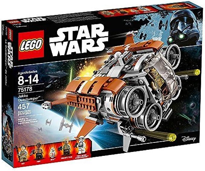 LEGO Star Wars 75178 חללית ג'אקו