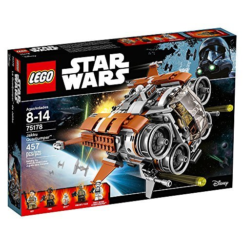 LEGO Star Wars Jakku Quadjumper [75178 - 457 Pieces]