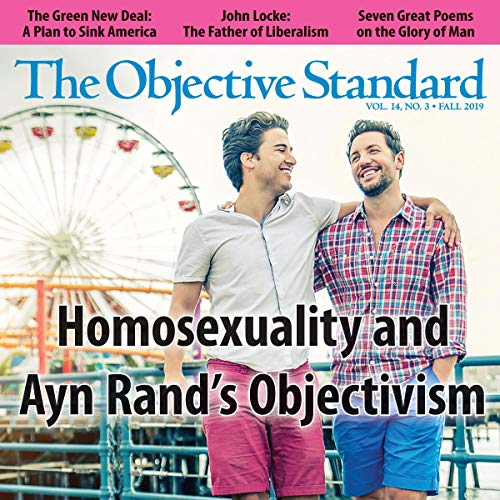 The Objective Standard: Fall 2019, Vol. 14, No. 3 cover art