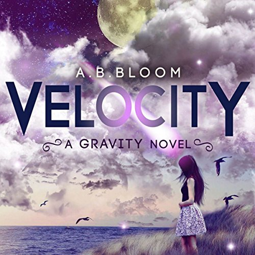 Velocity audiobook cover art