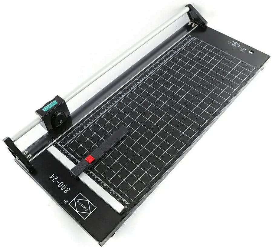 TBVECHI Paper Trimmer Recommendation 24 INCH Roller Manual Cutter Photo Factory outlet