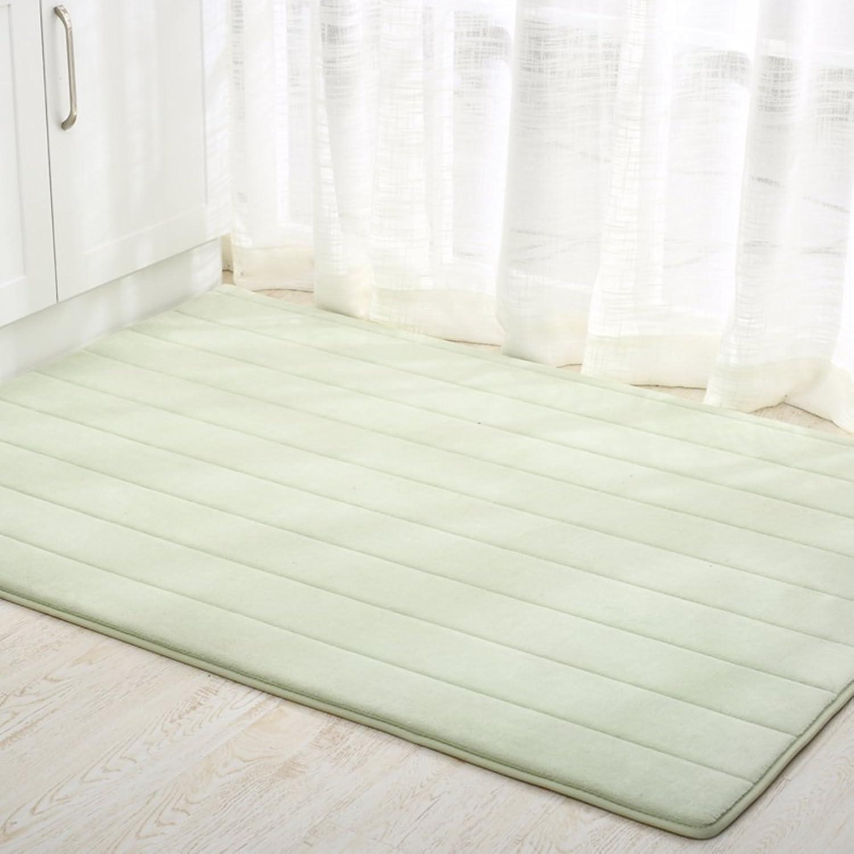 Coral velvet padded mat Doormat Door mats [hall] Door mat Entrance door mats-P 80x120cm(31x47inch)