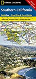 Southern California (National Geographic Guide Map)