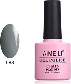 AIMEILI Soak Off UV LED Gel Nail Polish - Old Fashion Tale (088) 10ml