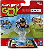 Angry Birds Go! Telepods Kart Black Bird by Hasbro
