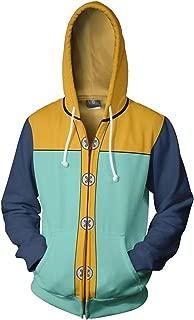 Fairy King Harlequin Hoodie Meliodas Cosplay Jacket Sweatshirt