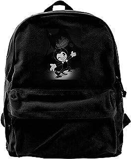 Mochila de lona B-endy mochila de gimnasio, senderismo, portátil, bolsa de hombro, para hombres y mujeres
