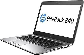 "HP EliteBook 840 G3 Business Laptop: 14"", Intel Core i5-6200U, 500GB HDD, 4GB DDR4 RAM, Webcam, Windows 7 Professional (Wi..."