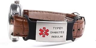 medical id watch tag