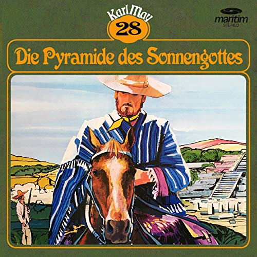 Die Pyramide des Sonnengottes Titelbild