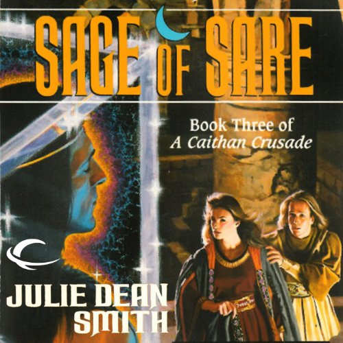 Sage of Sare audiobook cover art