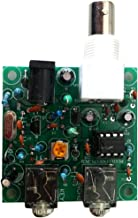 Gazechimp HAM Radio 40M 9V-12V CW Shortwave Transmitter QRP Pixie Kit Receiver