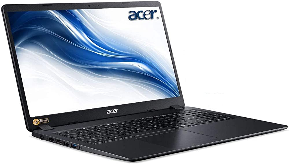 Pc portatile notebook acer ssd nvme da 256gb+ssd da 256gb intel quad core i5 di 10th