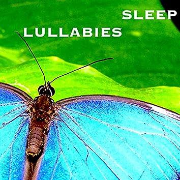 Sleep Lullabies: New Age Instrumental Music for Sleep Inducing & Mind Relaxation