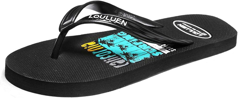 Popular Men's Walking Sandals Waterproof Clip Toe Summer Comfort Waterproof Beach Flat Flip-Flops for Outdoor Use