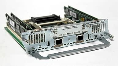 CISCO NM-HDV2-2T1/E1 PVDM2-64 64 Channel HIGH-DENSITY DIGITAL VOICE FAX