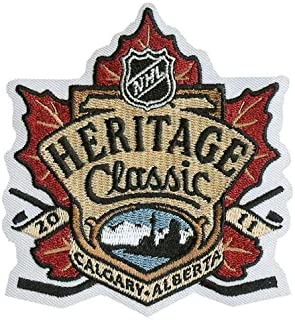 2011 heritage classic jersey