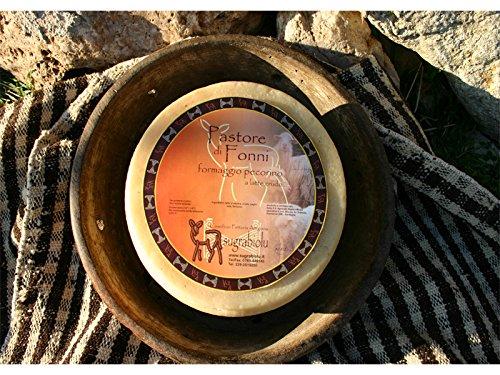 2 kg - Formaggio di pecora sardo a latte crudo e semistagionato prodotto dagli artigiani da Su Grabiolu tra Fonni e Siamanna. Uno dei migliori formaggio pecorino sardo