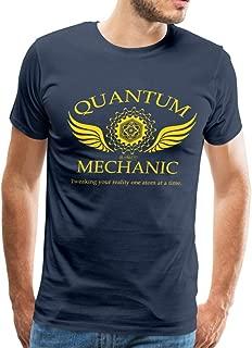 Quantum Mechanic Tweaking Reality Men's Premium T-Shirt