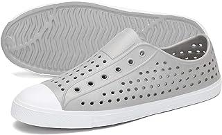 SAGUARO Mens Womens Garden Clogs Lightweight Breathable Slip on Water Sneakers Beach Sandals