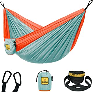 Wise Owl Outfitters Kids Hammock for Camping The Owlet Kid Child Toddler or Gear Sling Hammocks - Perfect Small Size for I...