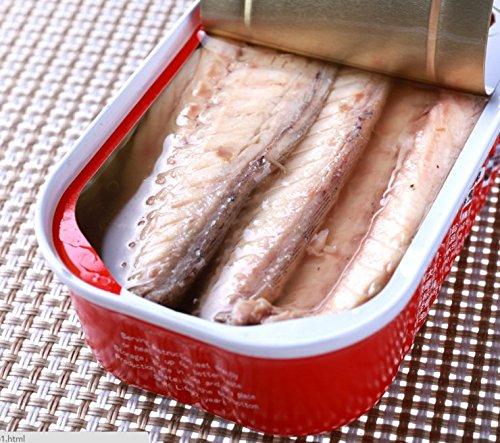 東シナ海東海から缶詰サバ24缶総正味重量3000 g(125gX24缶)、魚介類