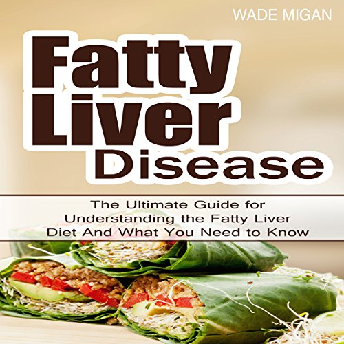 Fatty Liver Disease audiobook cover art