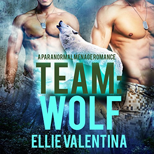 Team: Wolf audiobook cover art