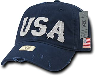 Rapiddominance Southern Cal USA Cap, Navy
