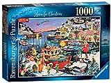 Ravensburger - Puzzle Navidad en familia, 1000 piezas, Fantasy (13991)