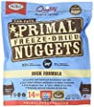 Primal Freeze Dried Feline Duck Formula - 14 Oz.
