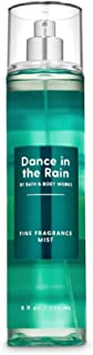 Bath and Body Works DANCE IN THE RAIN Fresh Raindrops Fine Fragrance Mist 8 Fluid Ounce (2020 Limited Edition)