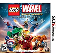 Lego: Marvel Super Heroes Universe in Peril