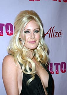 Posterazzi Poster Print Heidi Montag at Arrivals for Perez Hilton 31St Birthday Bash Viper Room Los Angeles Ca March 28 2009. Photo by Tony GonzalezEverett Collection Celebrity (8 x 10)