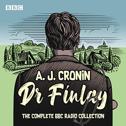 Dr Finlay audiobook cover art