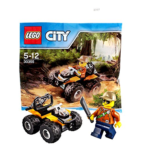 LEGO City 30355 - Dschungel Quad