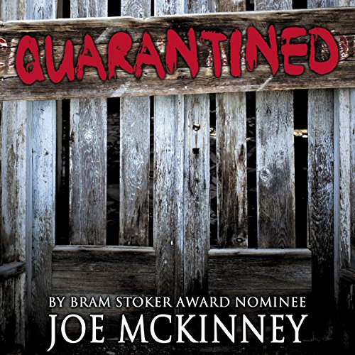 Quarantined cover art