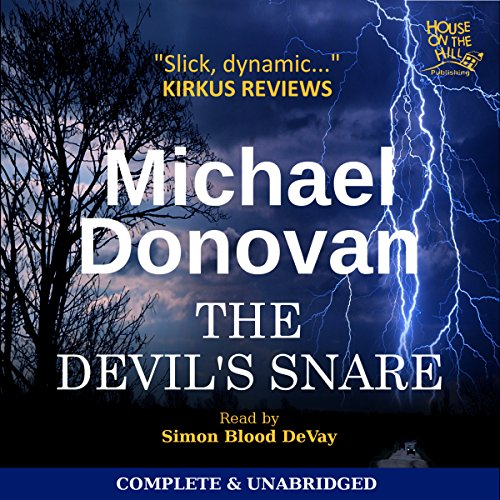 The Devil's Snare audiobook cover art