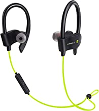 Freesolo 56S Sports Wireless Bluetooth Earphone With Mic For Music And Calling - Vibrant Green
