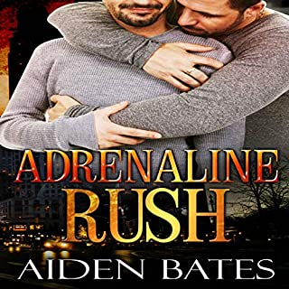 Adrenaline Rush: An Mpreg Romance      Never Too Late, Book 2              By:                                                                                                                                 Aiden Bates                               Narrated by:                                                                                                                                 Barney Parkwynne                      Length: 7 hrs and 1 min     4 ratings     Overall 3.5