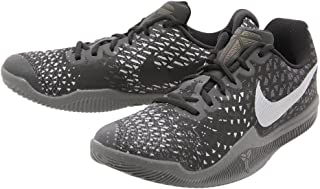 985ff9fbe173 NIKE Kobe Mamba Instinct Mens Basketball Shoes Dark Grey Black-Anthracite 9  US