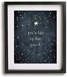 Dreamgirl by Dave Matthews Band inspired song lyric art print, DMB poster anniversary or wedding gift idea