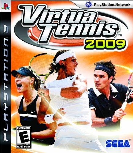 SEGA Virtua Tennis 2009, PS3 - Juego (PS3, PlayStation 3, Deportes, E (para todos))