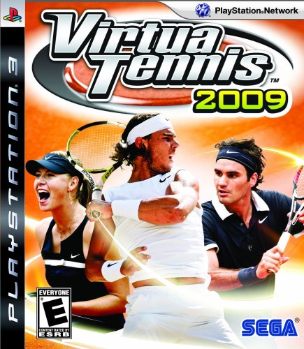 Virtua Tennis 2009 ENG PS3